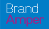 BrandAmper Logo 2014 HR Tech Conference #HRTechConf