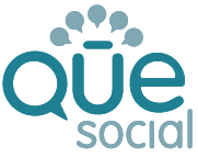 QUEsocial logo 2014 HR Tech Conference #HRTechConf