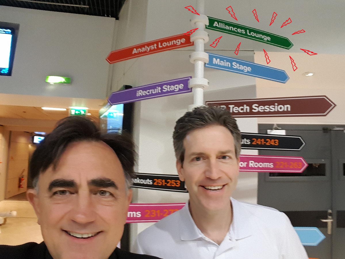 HR-Tech-Alliances-Lounge-Sign-Post-Ward-Christman-&-Larry-Cummings