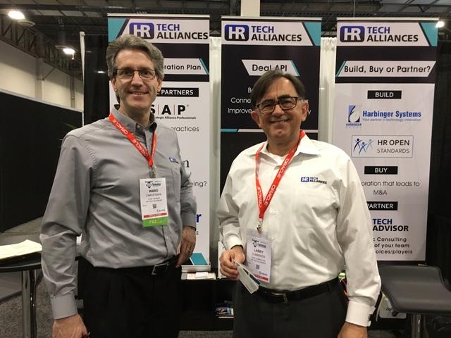 Ward Christman & Larry Cummings co-founders of #HRTechAlliances #HRTech